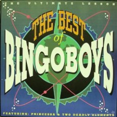 Discos de vinilo: BINGOBOYS-THE BEST OF BINGOBOYS LP VINILO 1991 (GERMANY). Lote 60853055