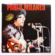 Discos de vinilo: PABLO MILANÉS - PABLO MILANÉS. Lote 60858763
