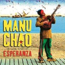 Discos de vinilo: 2LP MANU CHAO PROXIMA ESTACION ESPERANZA VINILO MANO NEGRA. Lote 179221900