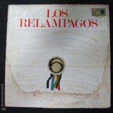 Discos de vinilo: LP. LOS RELAMPAGOS. . Lote 60894847