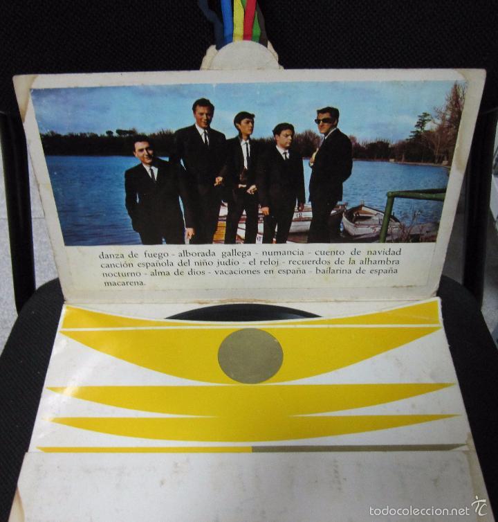 Discos de vinilo: LP. LOS RELAMPAGOS. - Foto 3 - 60894847
