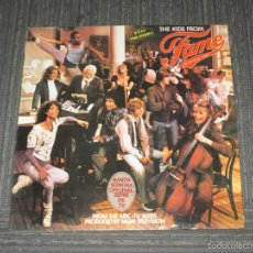 Discos de vinilo: THE KIDS FROM FAME - BANDA SONORA TV - MADE IN SPAIN - RCA - SPAIN - IBL -. Lote 60916899
