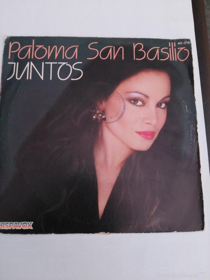 Paloma San Basilio Juntos Comprar Discos Singles Vinilos De Música De Grupos Españoles Años 70 Y 80 En Todocoleccion 60922767
