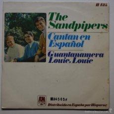 Discos de vinilo: THE SANDPIPERS - CANTA EN ESPAÑOL. Lote 60939219