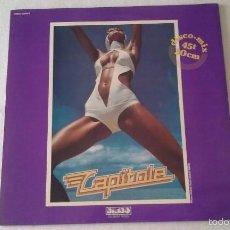 Discos de vinilo: CAPITOLE - CAPITOLE DANCIN' - 1978. Lote 60943011