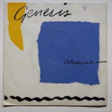 Discos de vinilo: GENESIS - ABACAB. Lote 60950391