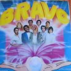 Discos de vinilo: LP - BRAVO - VARIOS (SPAIN, HISPAVOX 1982) VER FOTO ADJUNTA. Lote 60950739