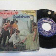 Discos de vinilo: MUSICA SINGLE FORMULA V CENICIENTA OA . Lote 60950807