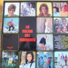 Discos de vinilo: LP - LO MEJOR DEL MOMENTO - VARIOS (SPAIN, BELTER 1970) VER FOTO ADJUNTA. Lote 60952027