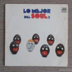 Discos de vinilo: LO MEJOR DEL SOUL VOL. 2 - DOBLE LP VINILO. Lote 60964211