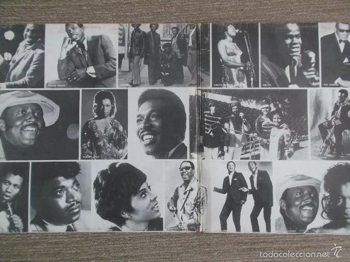 Discos de vinilo: LO MEJOR DEL SOUL VOL. 2 - DOBLE LP VINILO - Foto 2 - 60964211