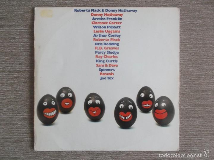 Discos de vinilo: LO MEJOR DEL SOUL VOL. 2 - DOBLE LP VINILO - Foto 3 - 60964211