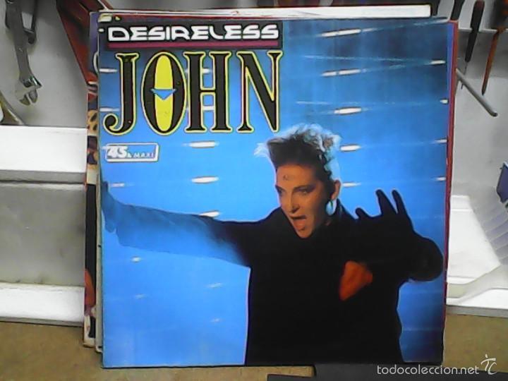 DESIRELESSJOHN (Música - Discos de Vinilo - Maxi Singles - Disco y Dance)
