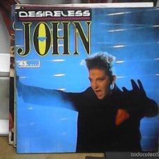 Discos de vinilo: DESIRELESSJOHN. Lote 60976743