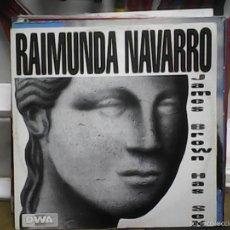 Discos de vinilo: RAIMUNDO NAVARROJAMES BROWN HAS SEX. Lote 60976875