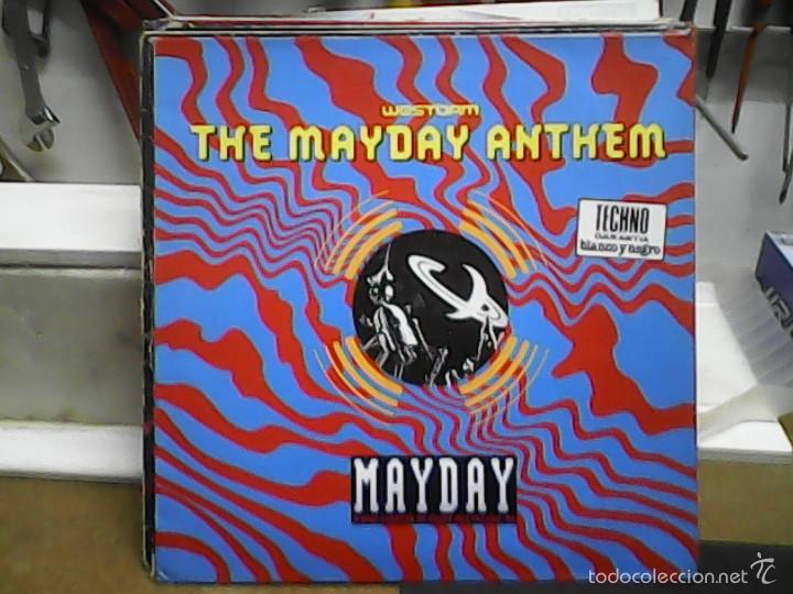 WESTDAM THE MAY DAY ANTHEM (Música - Discos de Vinilo - Maxi Singles - Techno, Trance y House)