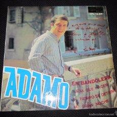 Discos de vinilo: SINGLE. ADAMO. EN BANDOLERA.. Lote 60978655