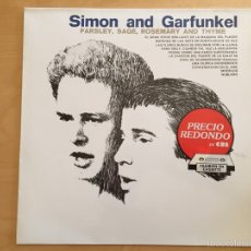 Discos de vinilo: SIMON AND GARFUNKEL: PARSLEY, SAGE, ROSEMARY, AND THYME. Lote 60983618
