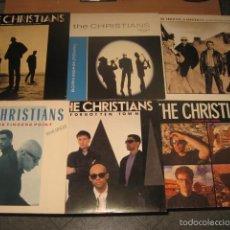 Discos de vinilo: 6 LP MAXI THE CHRISTIANS. Lote 60984715