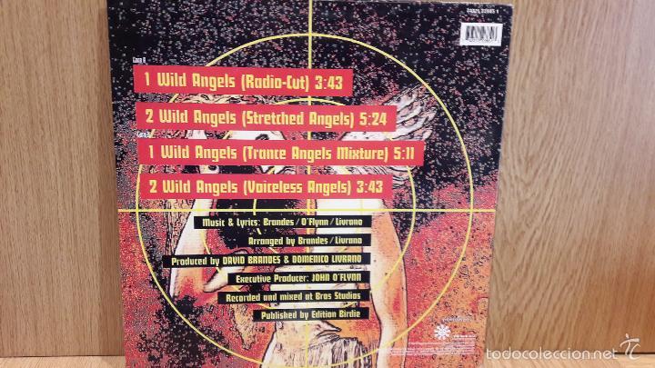 Discos de vinilo: MISSING HEART. WILD ANGELS. MAXI SG / ARIOLA - 1994 / MBC. ***/*** - Foto 2 - 60989239