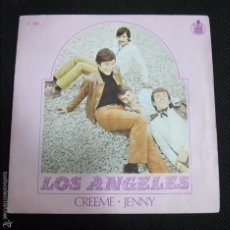 Discos de vinilo: SINGLE. LOS ANGELES. CREEME. JENNY.. Lote 60993919