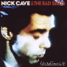 Discos de vinilo: 2LP NICK CAVE AND THE BAD SEEDS YOUR FUNERAL MY TRIAL VINILO. Lote 146887224