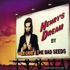 Discos de vinilo: LP NICK CAVE AND THE BAD SEEDS HENRY'S DREAM VINYL. Lote 87300724