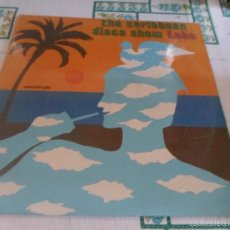 Discos de vinilo: THE CARIBBEAN DISCO SHOW LOBO. Lote 61015495