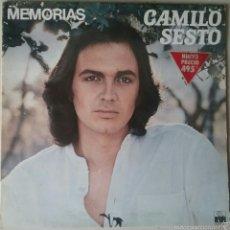 Discos de vinilo: VINILO LP: CAMILO SESTO