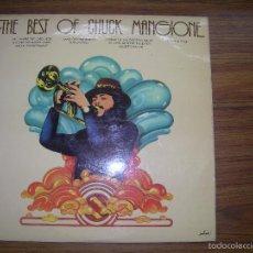 Discos de vinilo: THE BEST OF CHUCK MANGIONE DOBLE LP. Lote 61077799