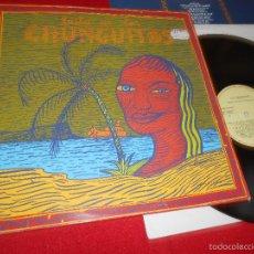 Discos de vinilo: LOS CHUNGUITOS BAILA CON LOS CHUNGUITOS LP 1990 EMI RUMBA RUMBAS. Lote 61084935