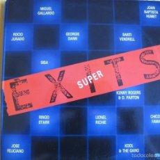 Discos de vinilo: LP - SUPER EXITS - VARIOS (SPAIN, RCA RECORDS 1984) VER FOTO ADJUNTA. Lote 61095555