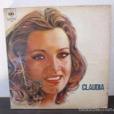 Discos de vinilo: CLAUDIA DE COLOMBIA VOLUMEN 7 1976 CBS COLOMBIA VINILO LP T12 G+ GATEFOLD ESCASO. Lote 61111699