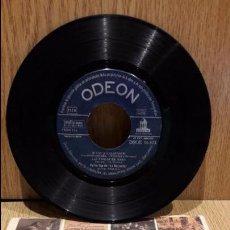 Discos de vinilo: PURITA UGALDE - LA RIOJANITA - SI VAS A CALATAYUD. EP / ODEON - 1958 / SOLO DISCO. ***. Lote 61122935