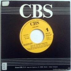 Discos de vinilo: KING BEE: MUST BE THE MUSIC, SINGLE PROMO UNA CARA CBS ARIC2601, SPAIN, 1990. NM.. Lote 61129163