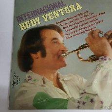 Discos de vinilo: MAGNIFICO LP - DE - RUDY VENTURA - INTERNACIONAL -. Lote 61144119