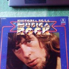 Discos de vinilo: JOHN MAYALL - HISTORIA DE LA MÚSICA ROCK Nº 5. Lote 61148375