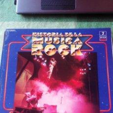 Discos de vinilo: GENESIS - LP VINILO -HISTORIA DE LA MÚSICA ROCK Nº 7. Lote 61148643