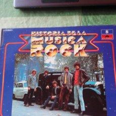 Discos de vinilo: THE DAVE CLARK FIVE - LP VINILO -HISTORIA DE LA MÚSICA ROCK Nº 8. Lote 61148695