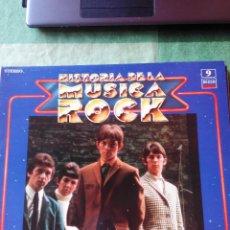 Discos de vinilo: SMALL FACES - LP VINILO -HISTORIA DE LA MÚSICA ROCK Nº 9. Lote 61148787