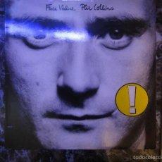 Discos de vinilo: PHIL COLLINS FACE VALUE DISCOS LP BUEN ESTADO. Lote 61153607