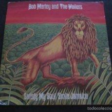 Discos de vinilo: BOB MARLEY - SATISFY MY SOUL - SN -EDICION INGLESA DEL AÑO 1978.. Lote 61154047