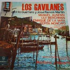 Discos de vinilo: MAGNIFICO LP - LOS GAVILANES - JACINTO GUERRERO Y JOSE RAMOS MARTIN .-. Lote 61171355