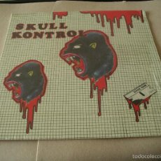 Discos de vinilo: SKULL KONTROL EP DEVIATE BEYOND ALL MEANS OF CAPTURE TOUCH AND GO ORIGINAL USA 1999. Lote 61194327