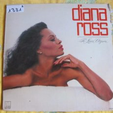 Discos de vinilo: LP - DIANA ROSS - TO LOVE AGAIN (SPAIN, MOTOWN RECORDS 1981). Lote 61205139