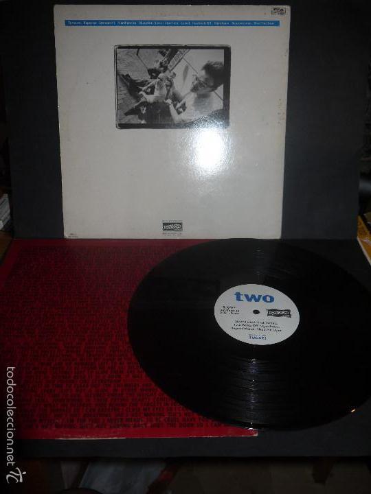 Discos de vinilo: FUGAZI- REPEATER, VINILO MAS CARPETA INTERIOR ORIGINAL FRANCIA 1990, DIFICILISIMO DE ENCONTRAR. - Foto 2 - 61212571