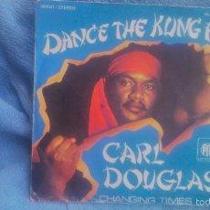Discos de vinilo: CARL DOUGLAS ?– DANCE THE KUNG FU. 1974. Lote 61219515