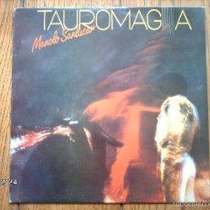 Discos de vinilo: MANOLO SANLUCAR - TAUROMAGIA . Lote 61222391