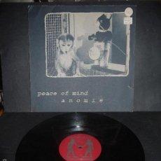 Discos de vinilo: PEACE OF MIND- ANOMIE.. Lote 61225055