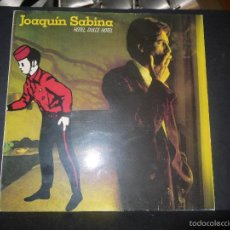 Discos de vinilo: JOAQUIN SABINA - HOTEL, DULCE HOTEL.. Lote 61225535